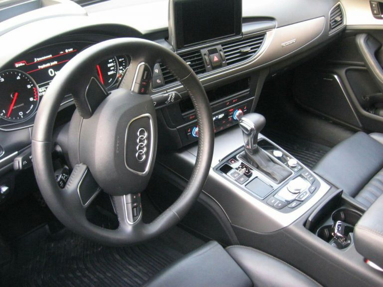 AUDI A6 C7 3.0 BITURBO  MATRIX