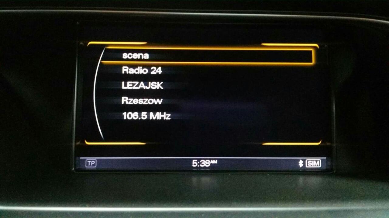 AUDI A4 B8 LIFT 2014 2.0 T QUATTRO