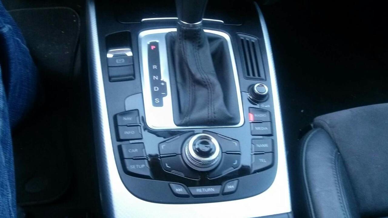 A4 B8 2011 2.0 TFSI