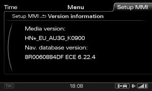 MMI 3G+ DF