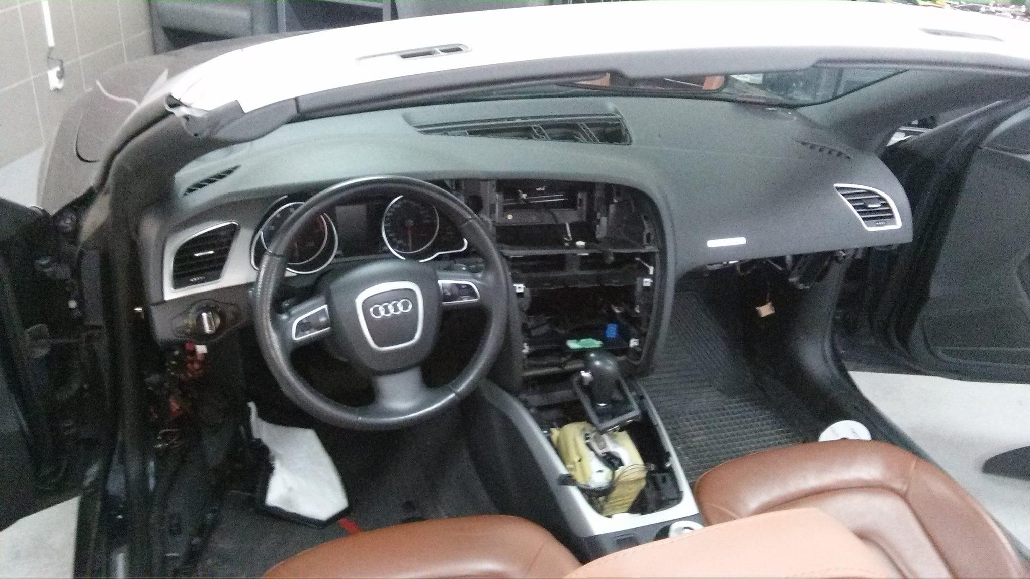 AUDI A5 2.0 T QUATTRO 2011 CABRIO