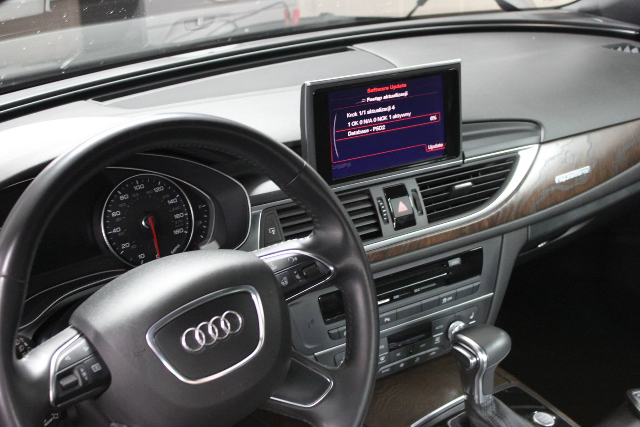 AUDI A6 C7 3.0 TFSI 440KM