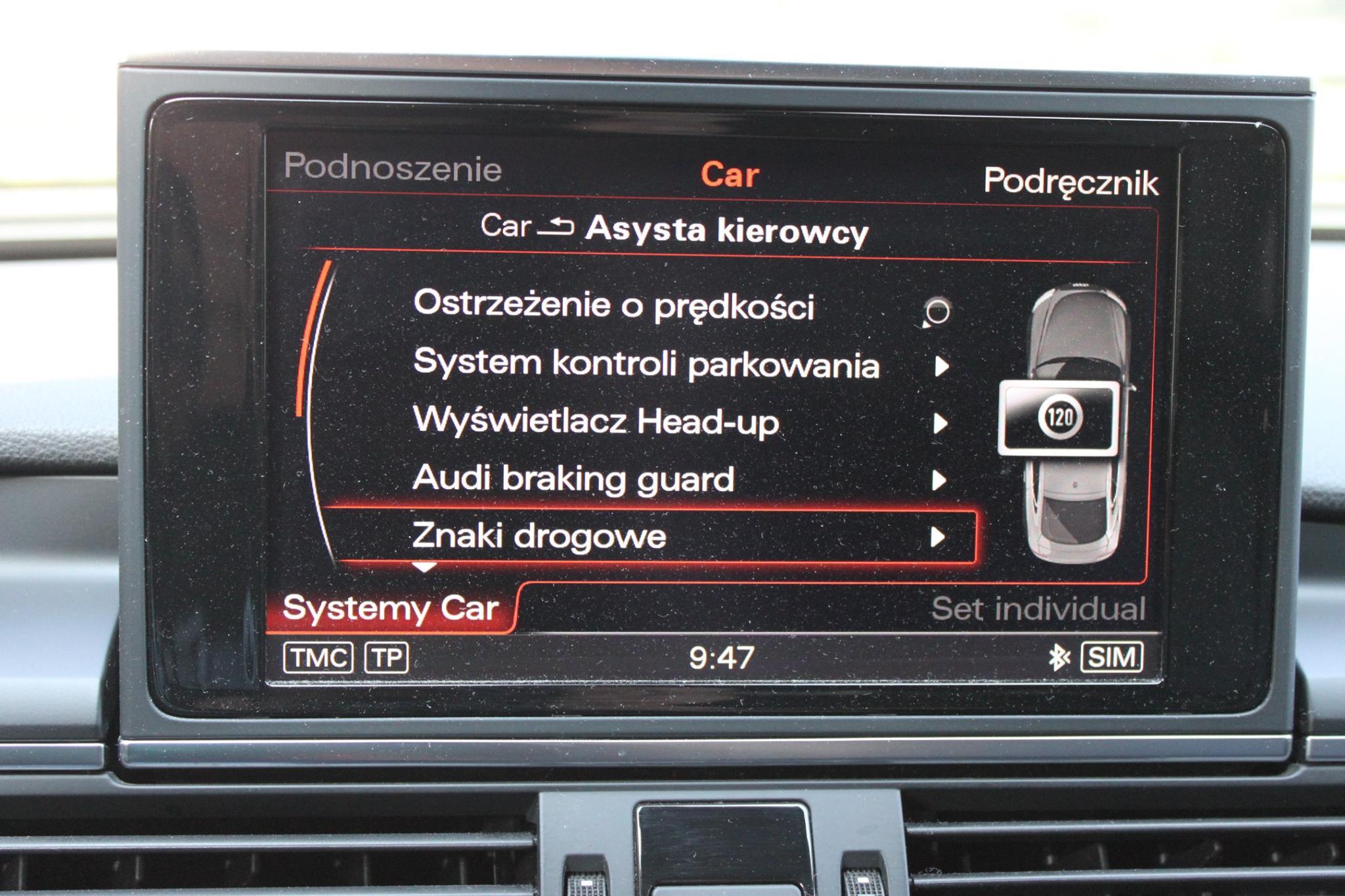 AUDI A7 4G 3.0 TDI 2013