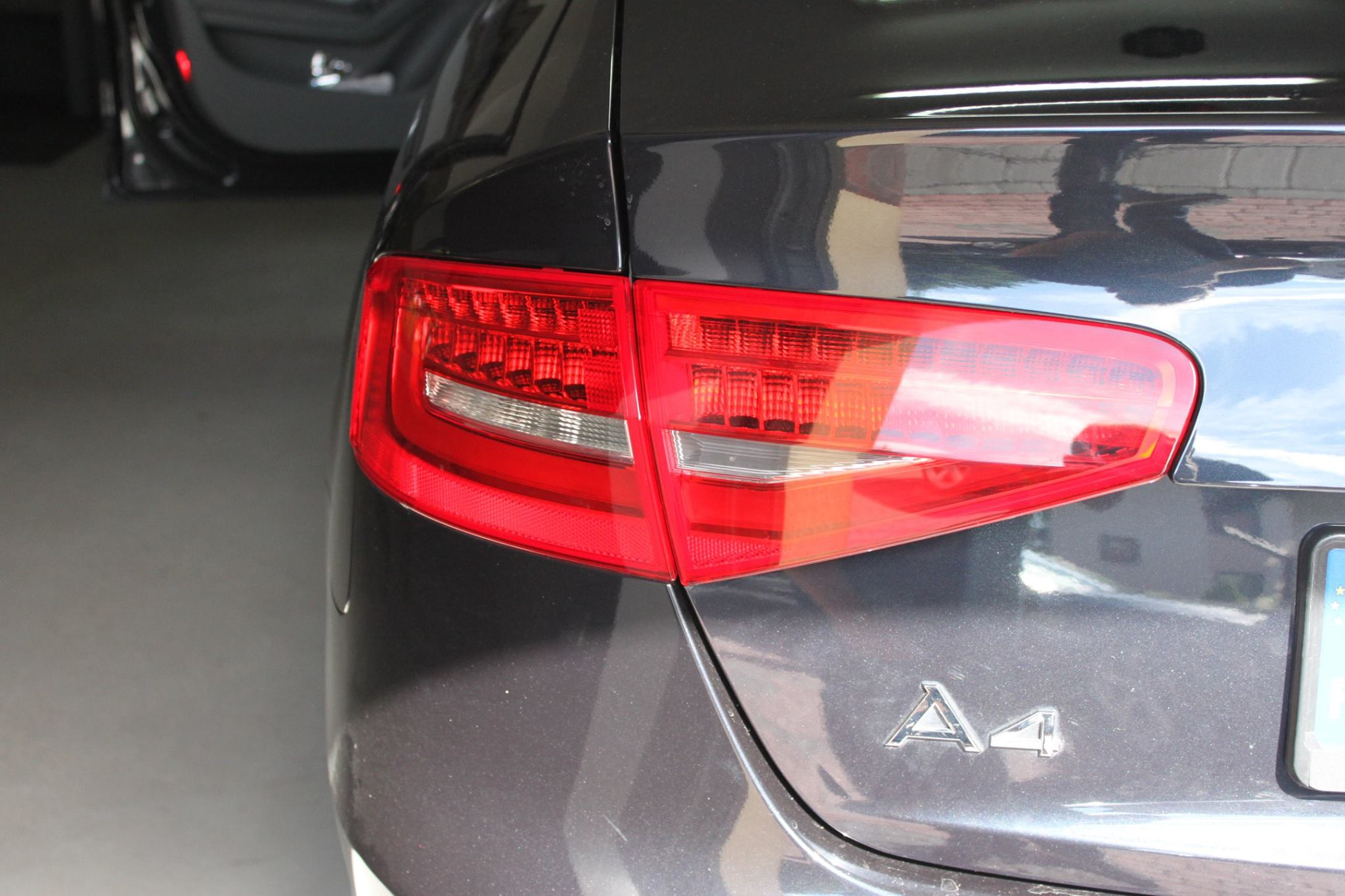 AUDI A4 B8 LIFT 2015 2.0 TFSI