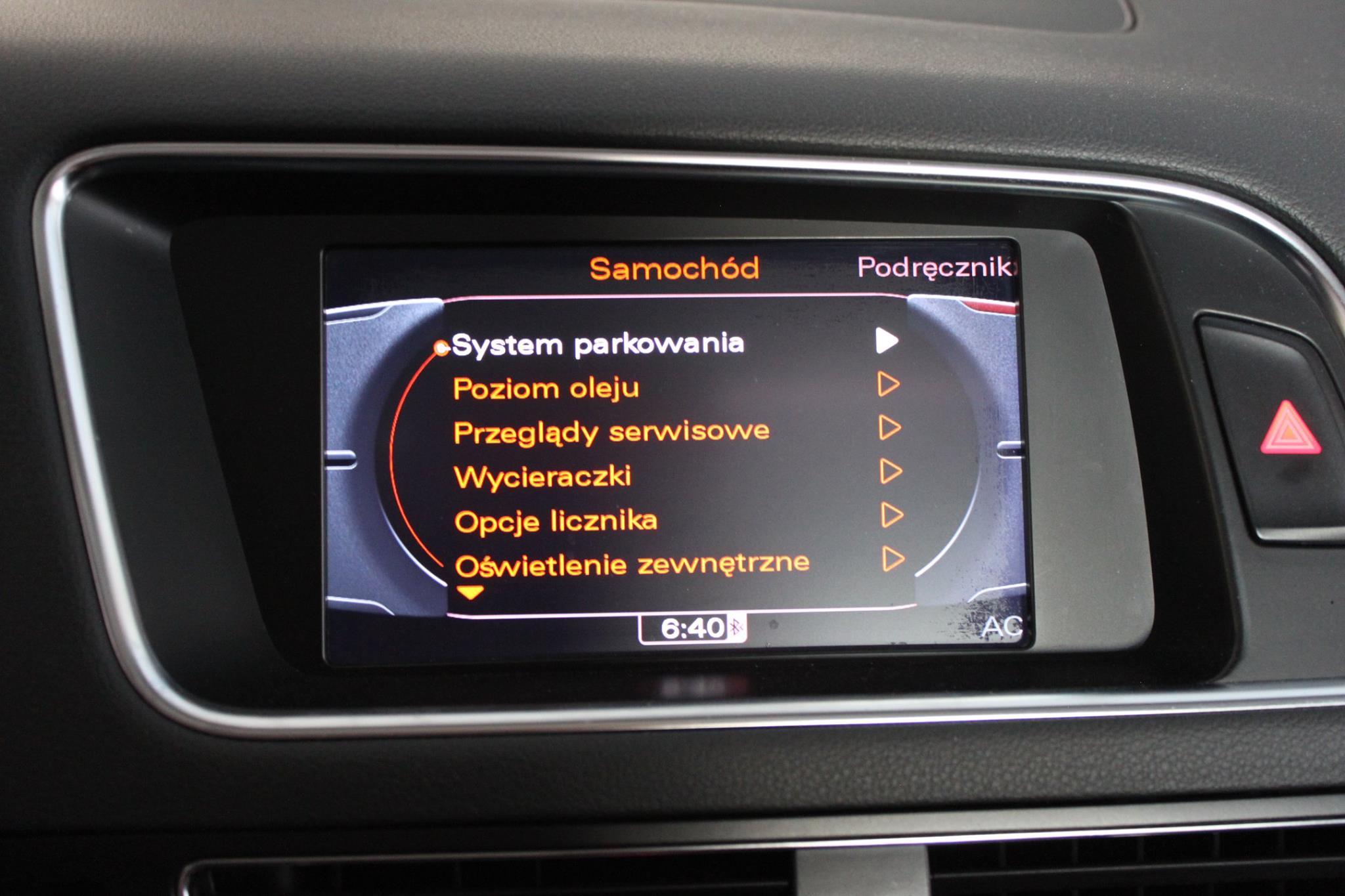AUDI Q5 3.0 TDI V6 QUATTRO