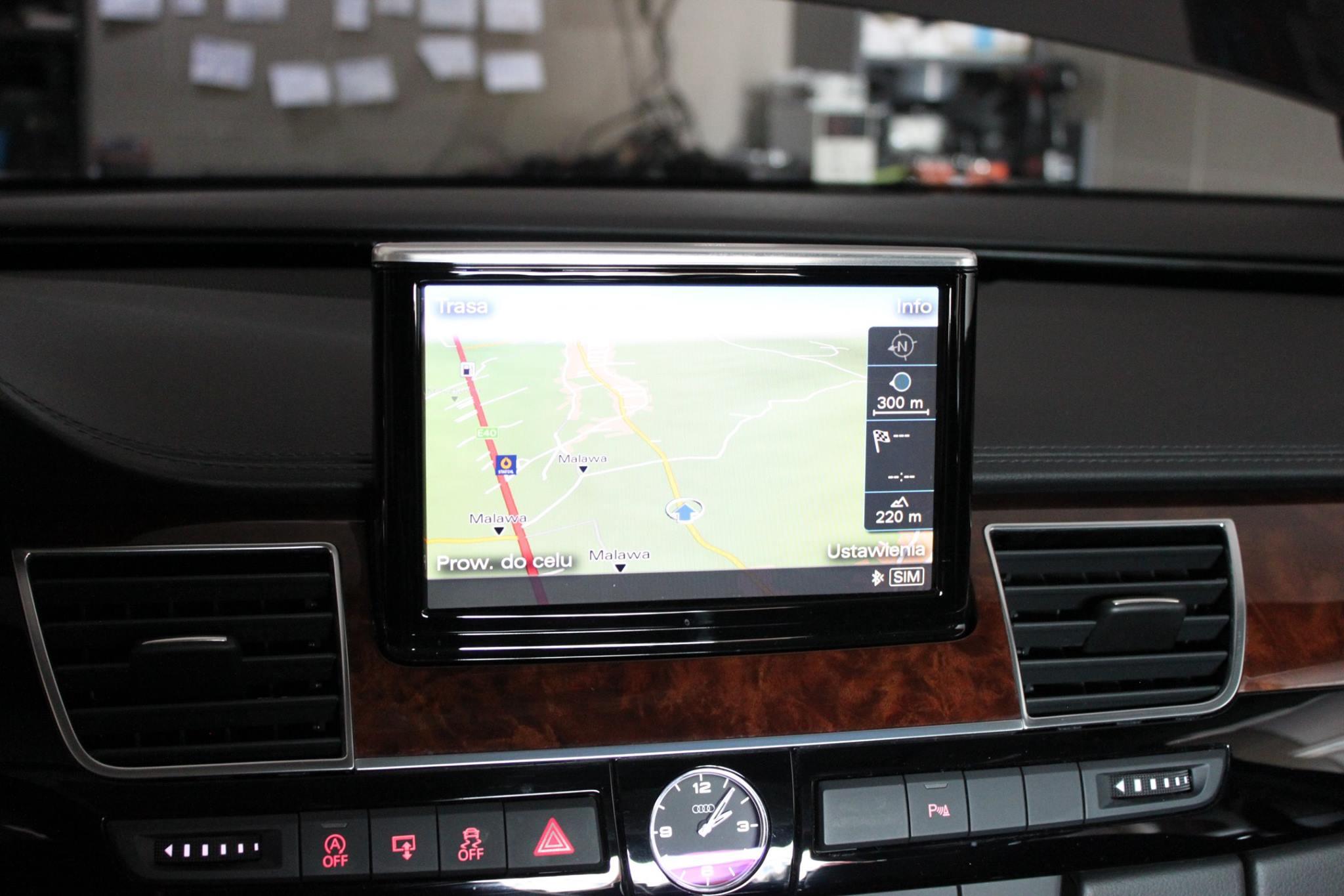 AUDI A8 D4 3.0 TDI V6 2012