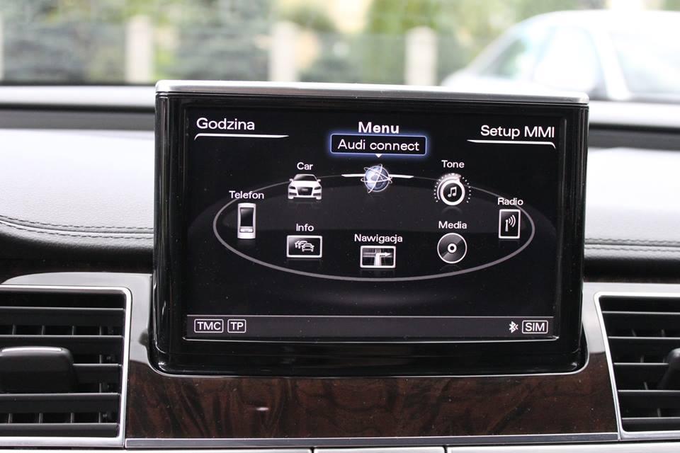 AUDI A8 3.0 TDI V6 2012
