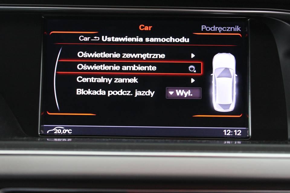 AUDI A4 B8 2014 2.0 TDI
