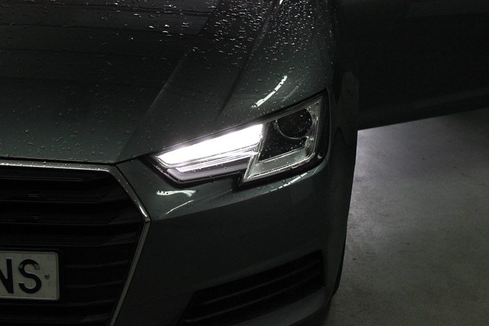 AUDI A4 B9 2017 2.0 TDI CR
