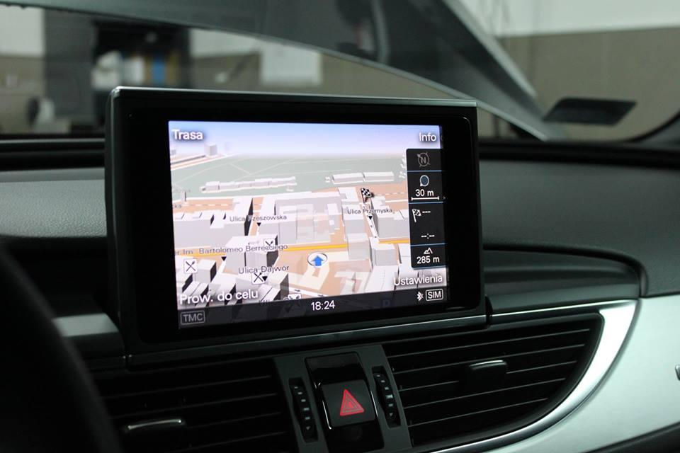 AUDI A6 C7 2014 3.0 TDI QUATTRO