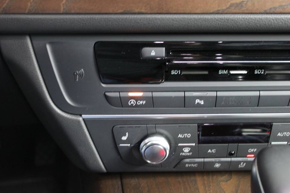 AUDI A6 C7 LIFT 2015 2.0 TDI ULTRA