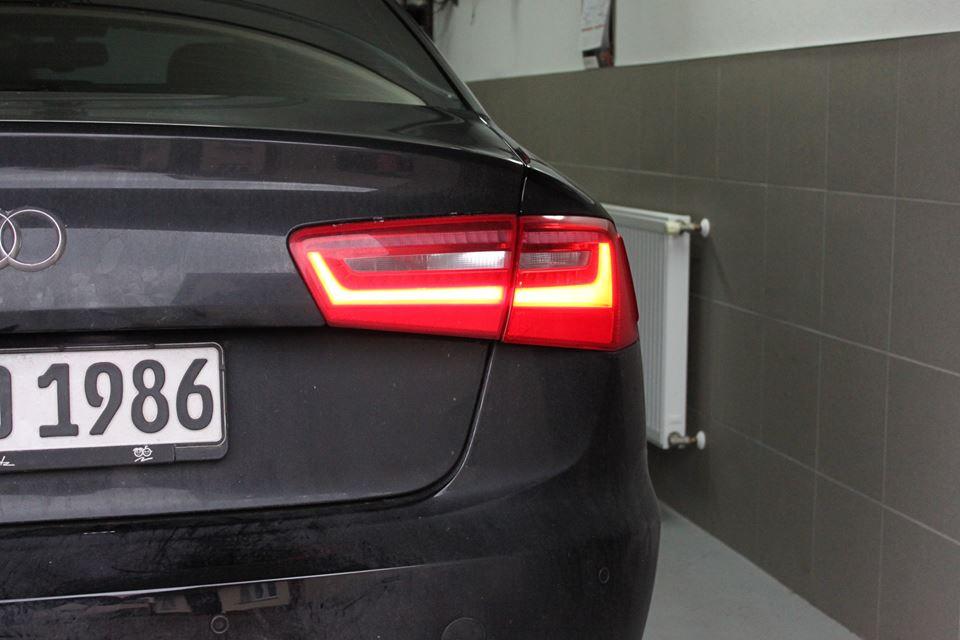 AUDI A6 C7 2013 2.0 TDI