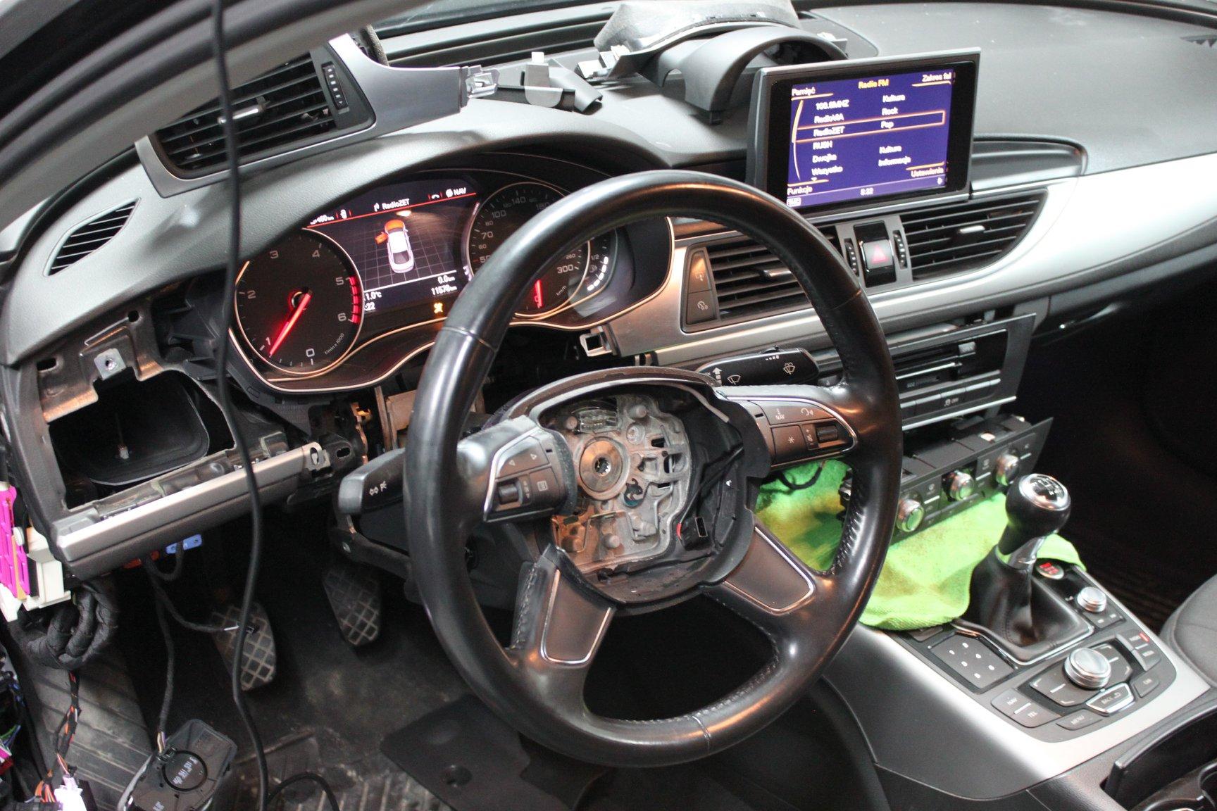 AUDI A6 C7 2.0 TDI 2012