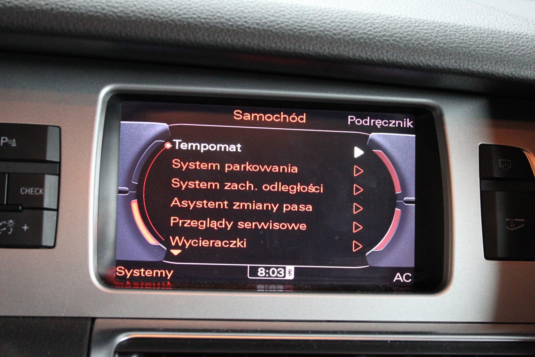 AUDI Q7 4.2 TDI V8 QUATTRO 2011