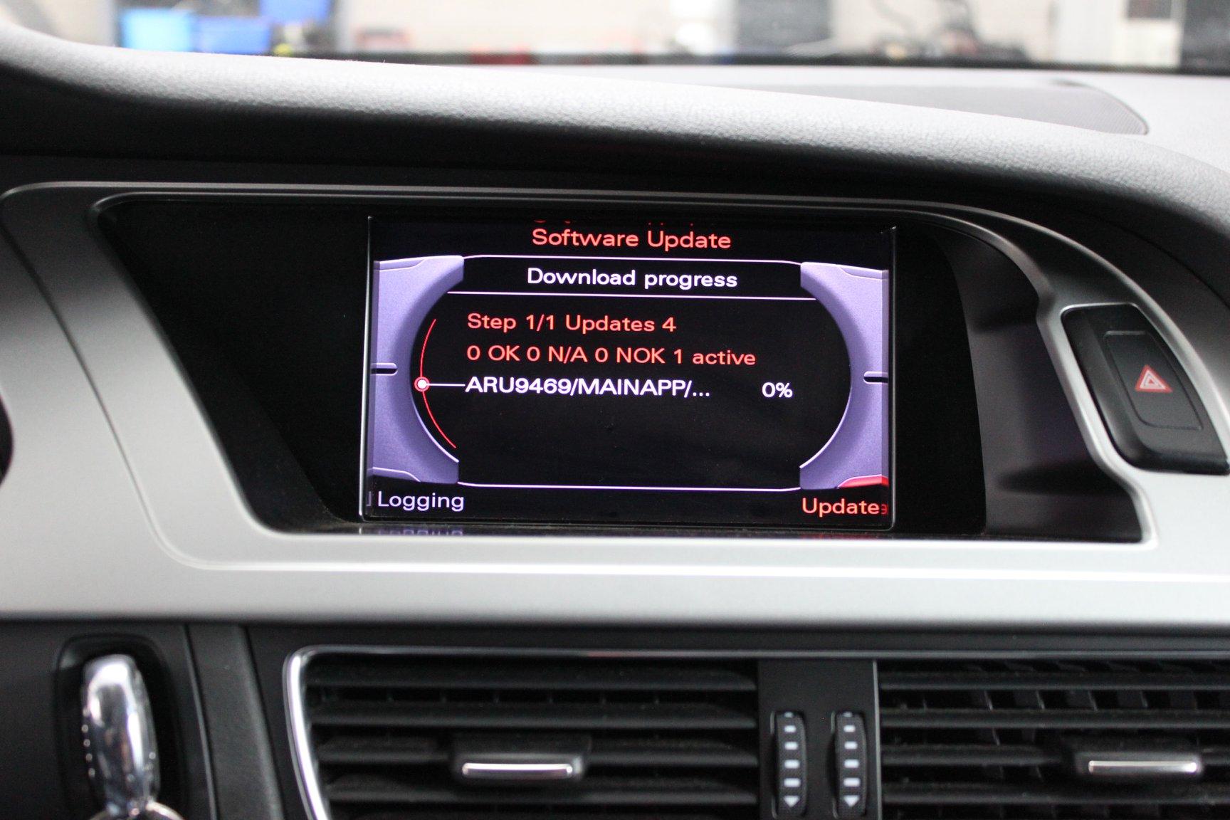 AUDI A4 B8 2011 2.0 TDI QUATTRO