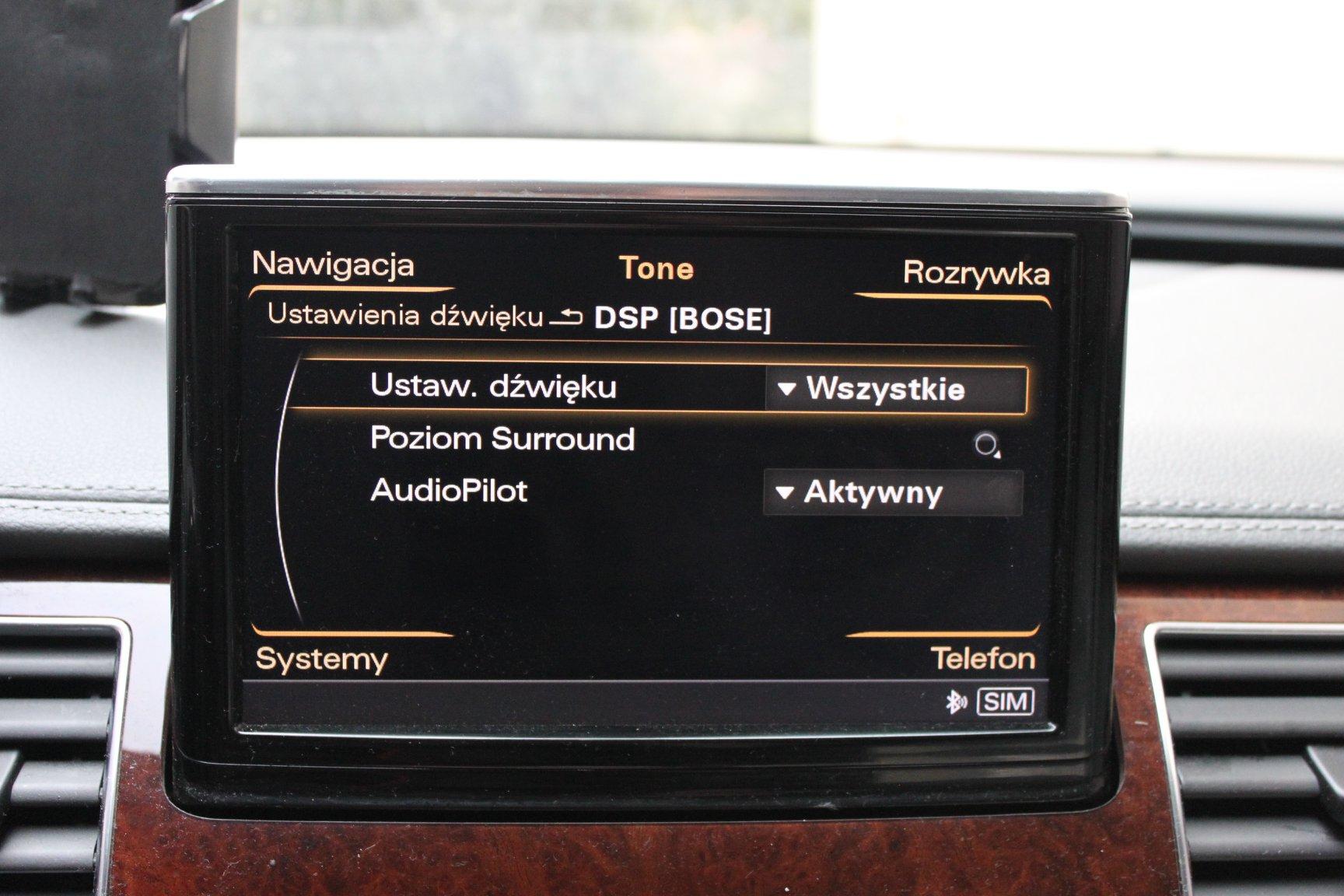 AUDI A8 D4 4.2 V8 TDI QUATTRO