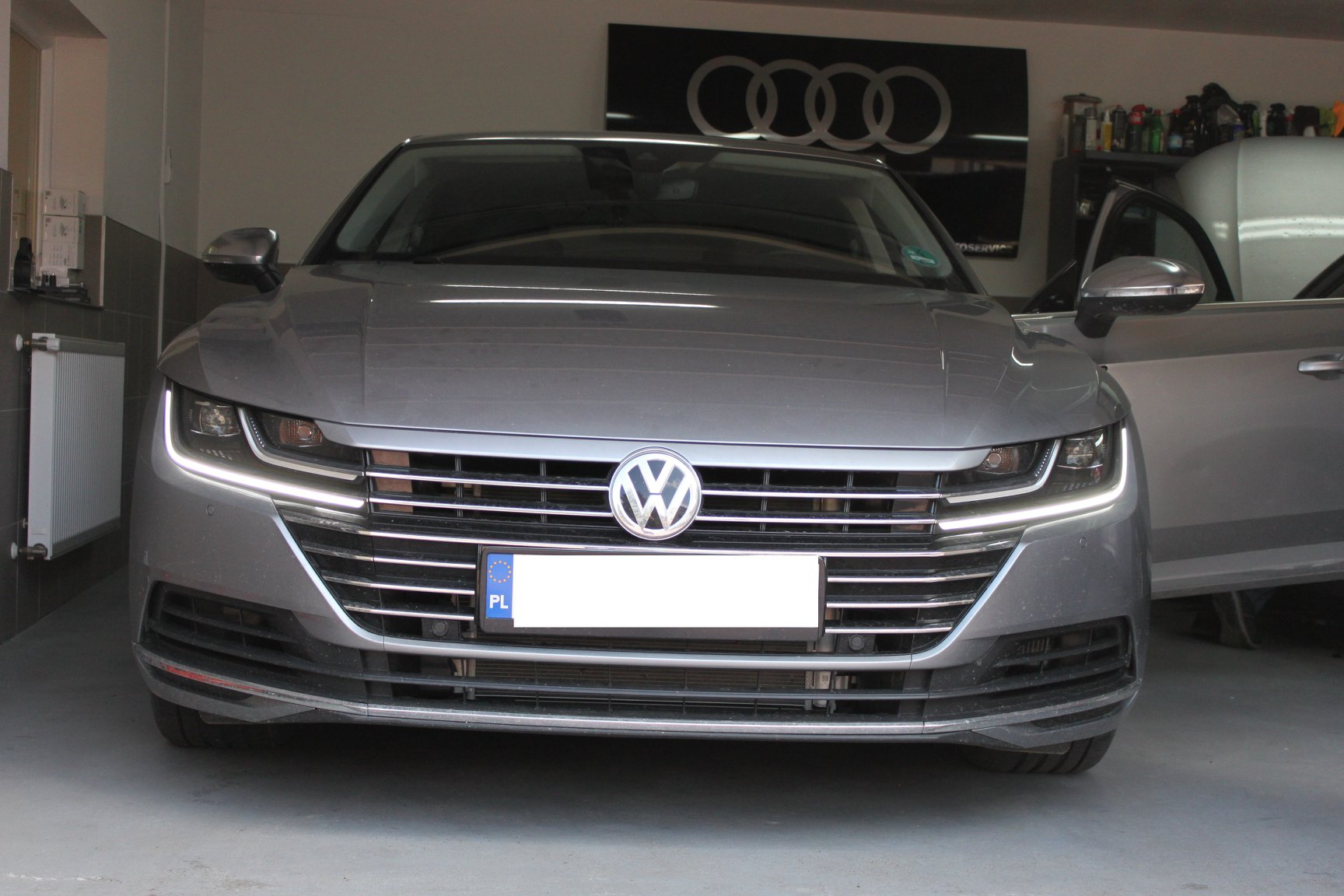 VW ARTEON 2.0 BITURBO 2018