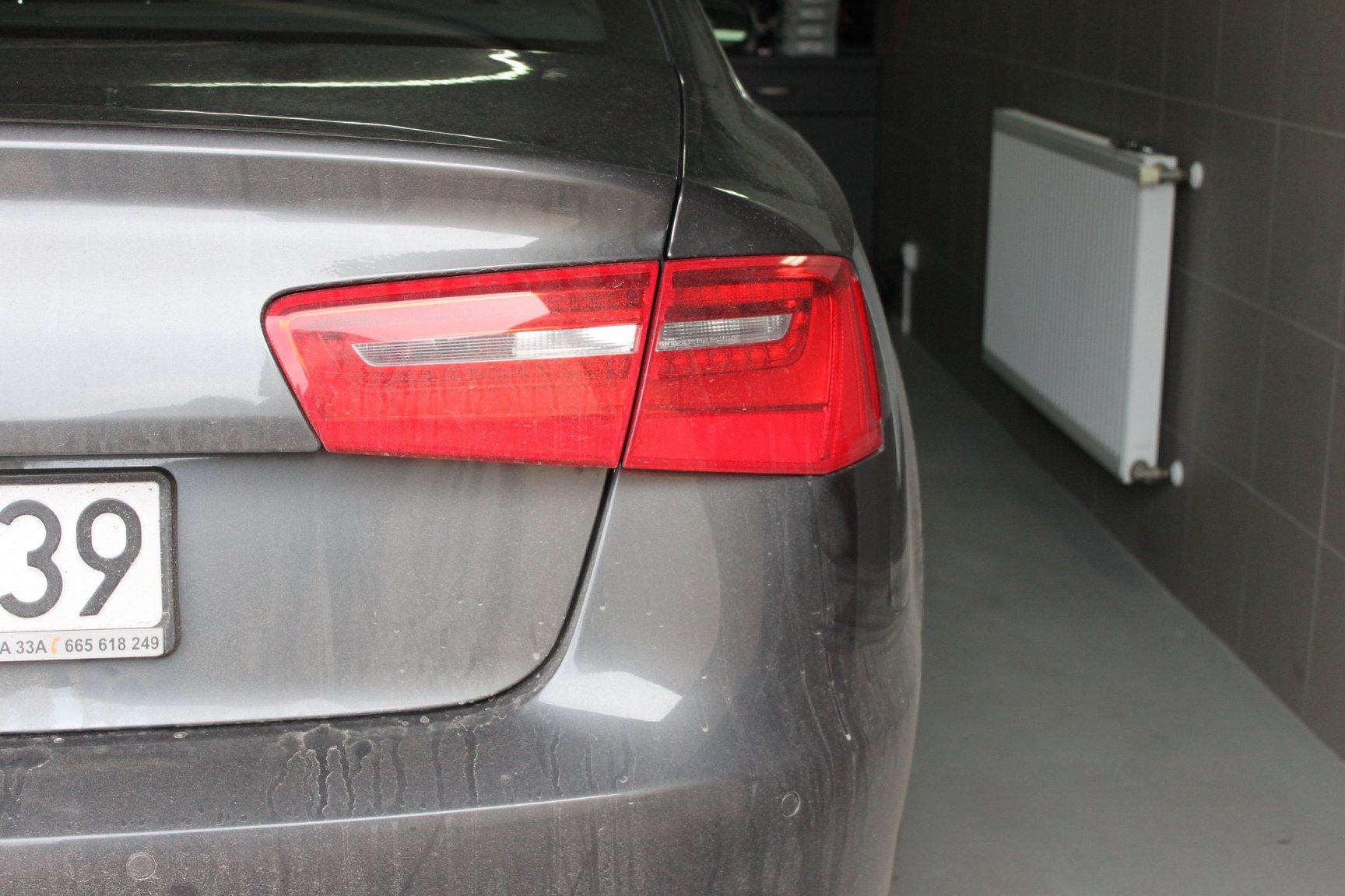 AUDI A6 C7 2013 3.0 TFSI QUATTRO