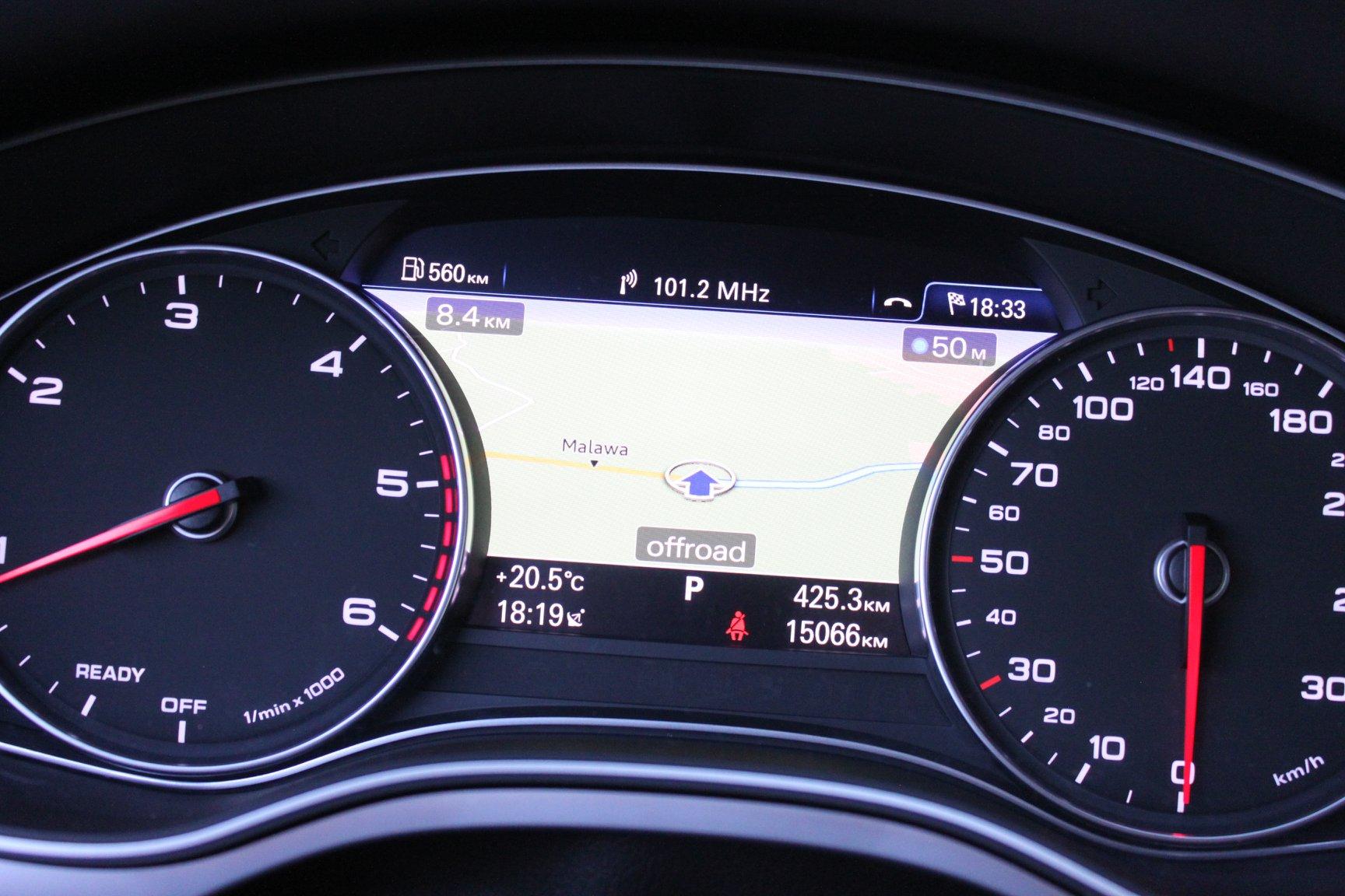 AUDI A6 C7 LIFT 2017 2.0 TDI QUATTRO