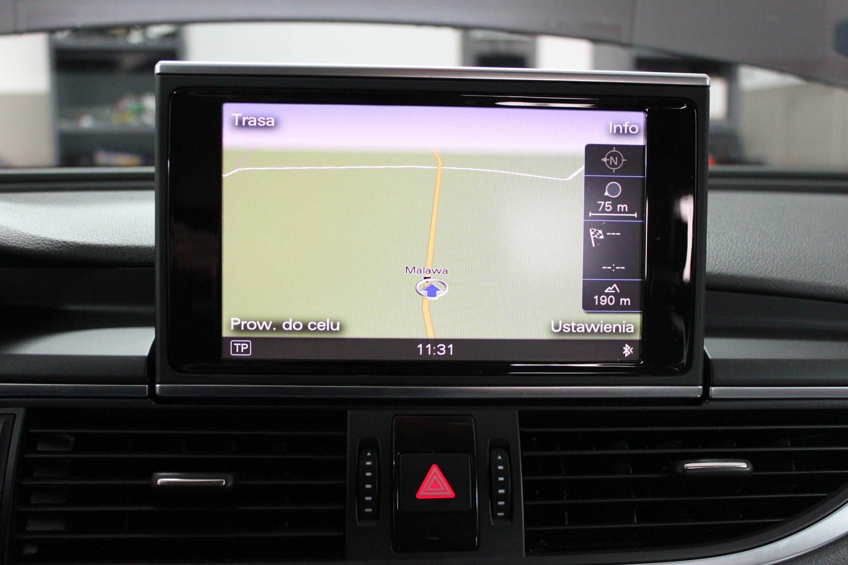 AUDI A7 3.0 TDI QUATTRO 2012