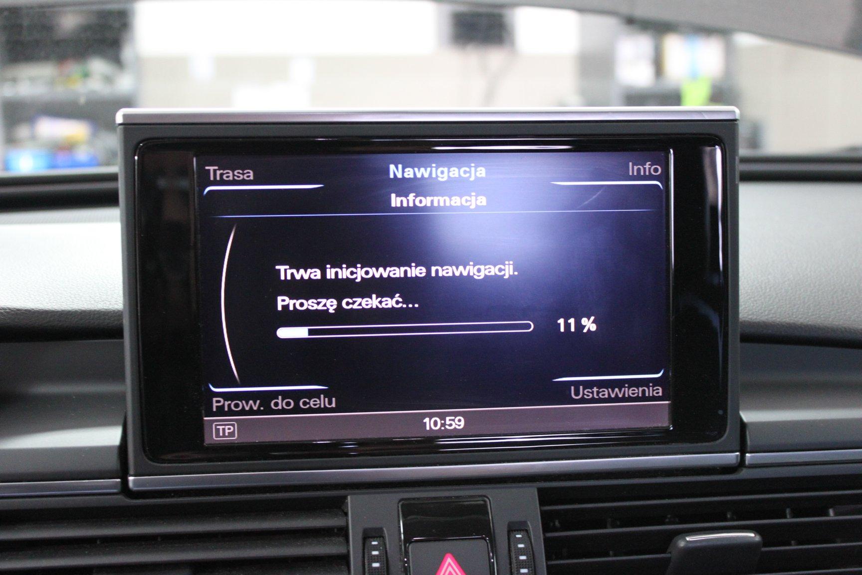 AUDI A6 C7 3.0 TFSI QUATTRO 2012