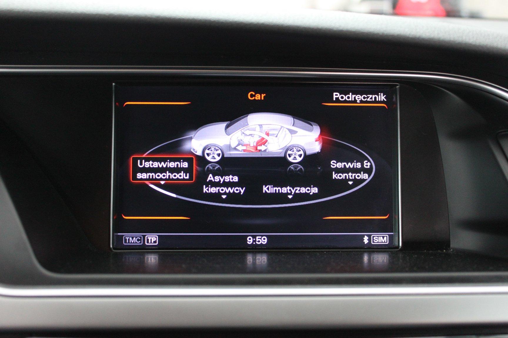 AUDI A5 SPORTBACK 2015 2.0 TFSI QUATTRO