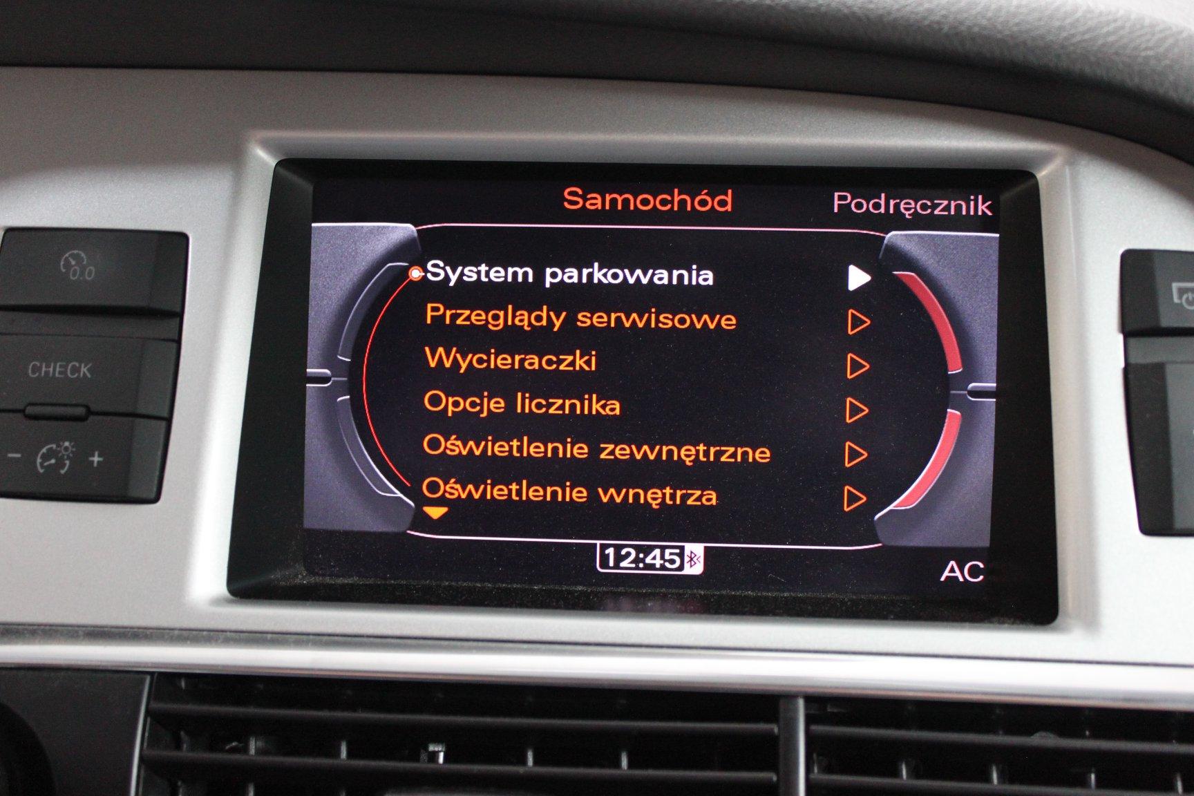 AUDI A6 C6 FL 2011 2.0 TDI