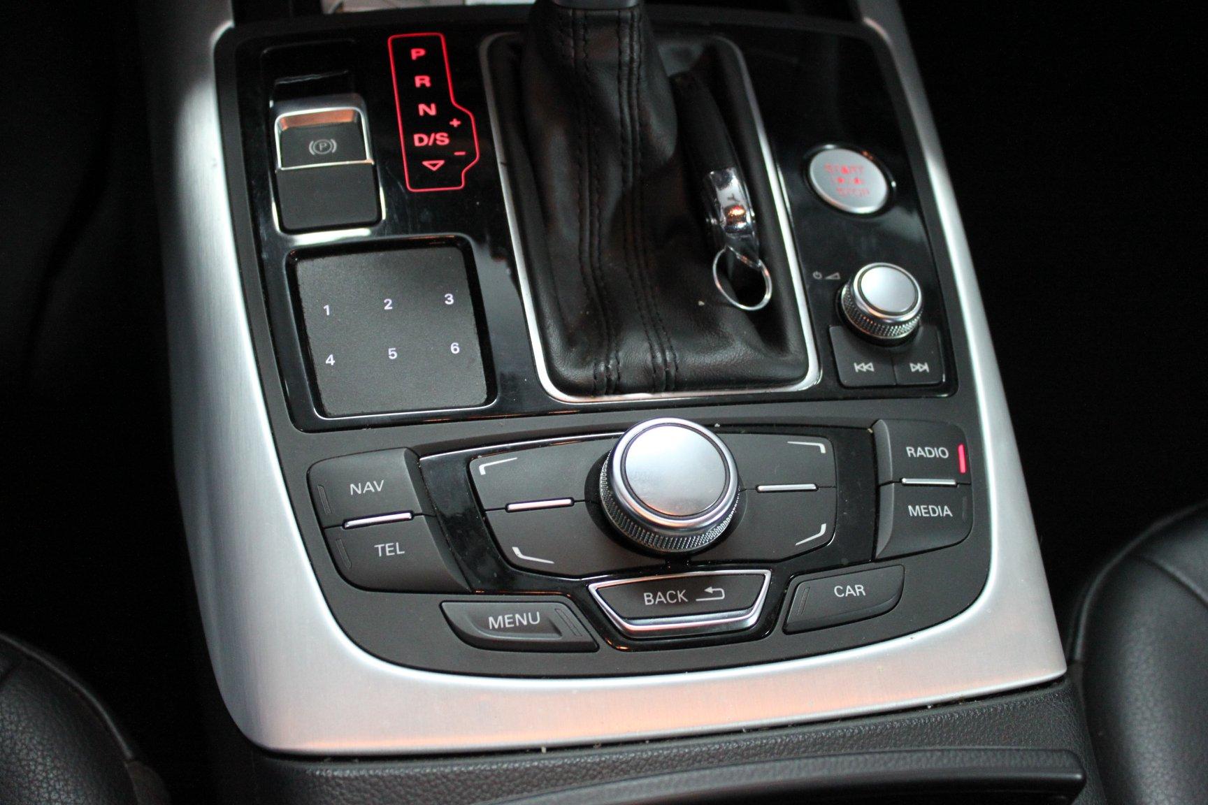 AUDI A6 C7 2012 2.0T QUATTRO