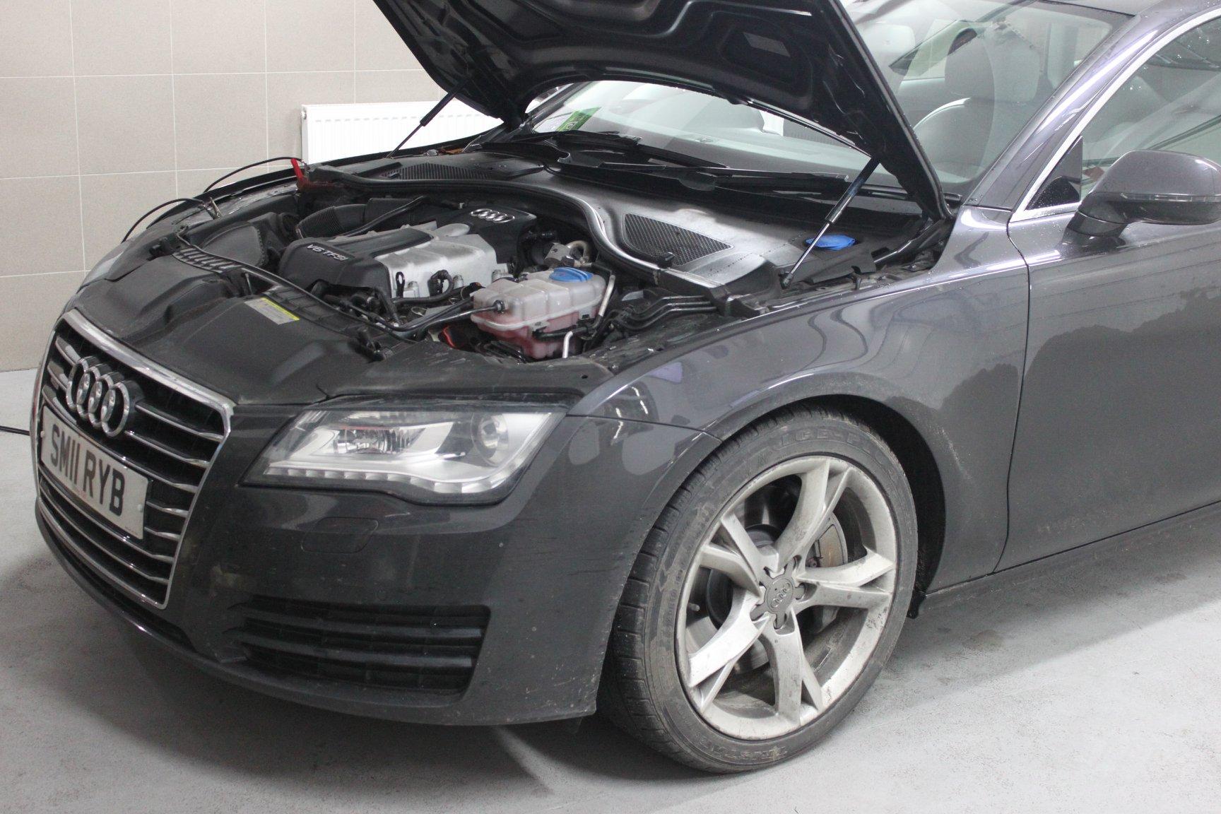 AUDI A7 2011 3.0 TFSI V6 QUATTRO