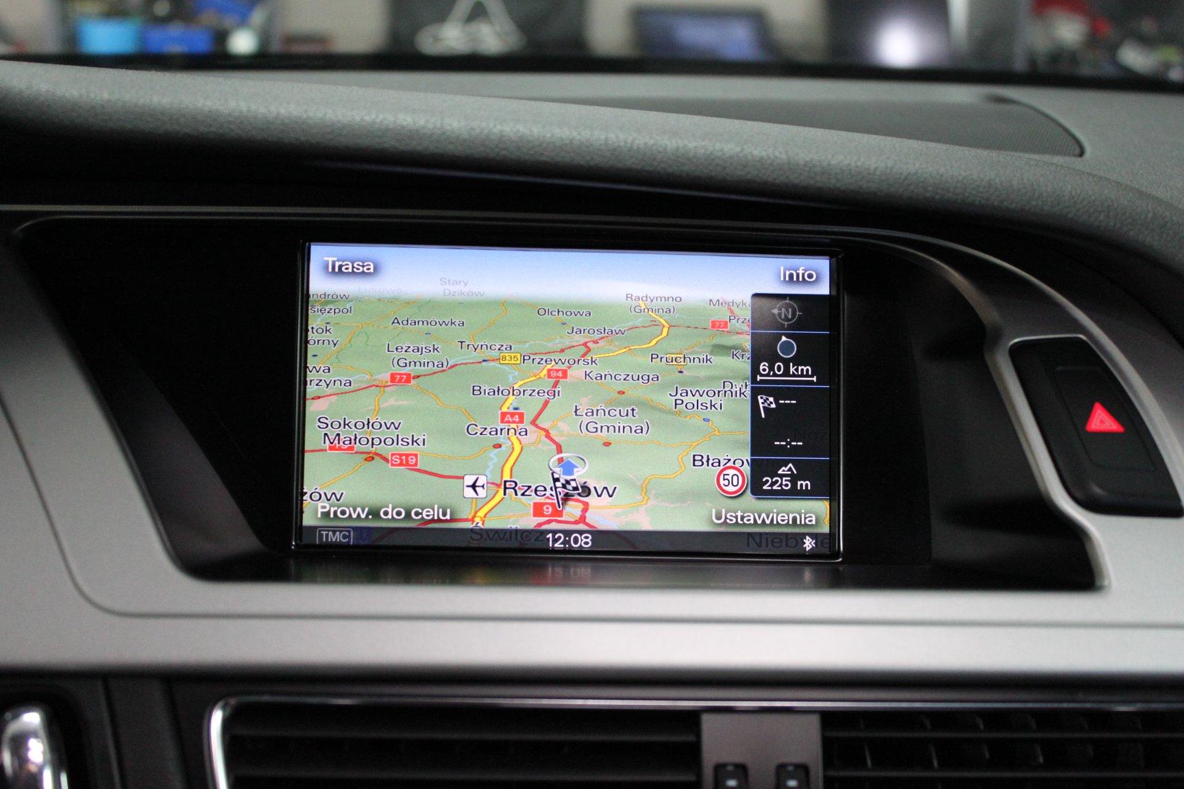 AUDI A4 B8 2009 2.0 TFSI QUATTRO
