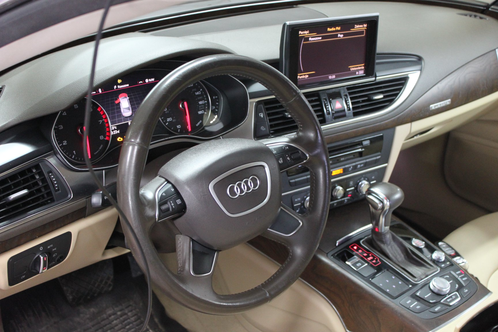 AUDI A7 3.0 TFSI QUATTRO 2012