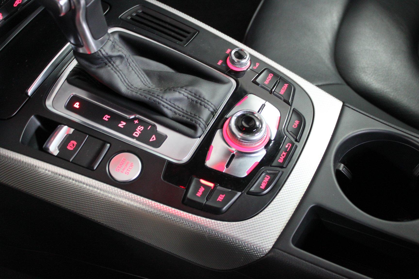 AUDI A4 B8 FL 2015 2.0 TFSI QUATTRO
