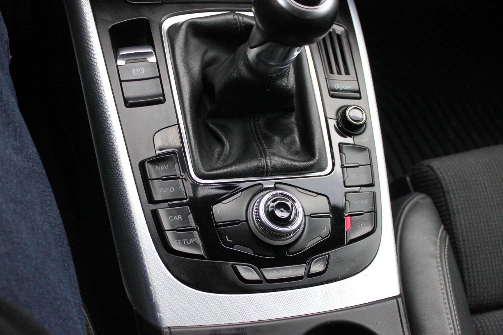 AUDI A4 B8 2010 2.0 TDI QUATTRO