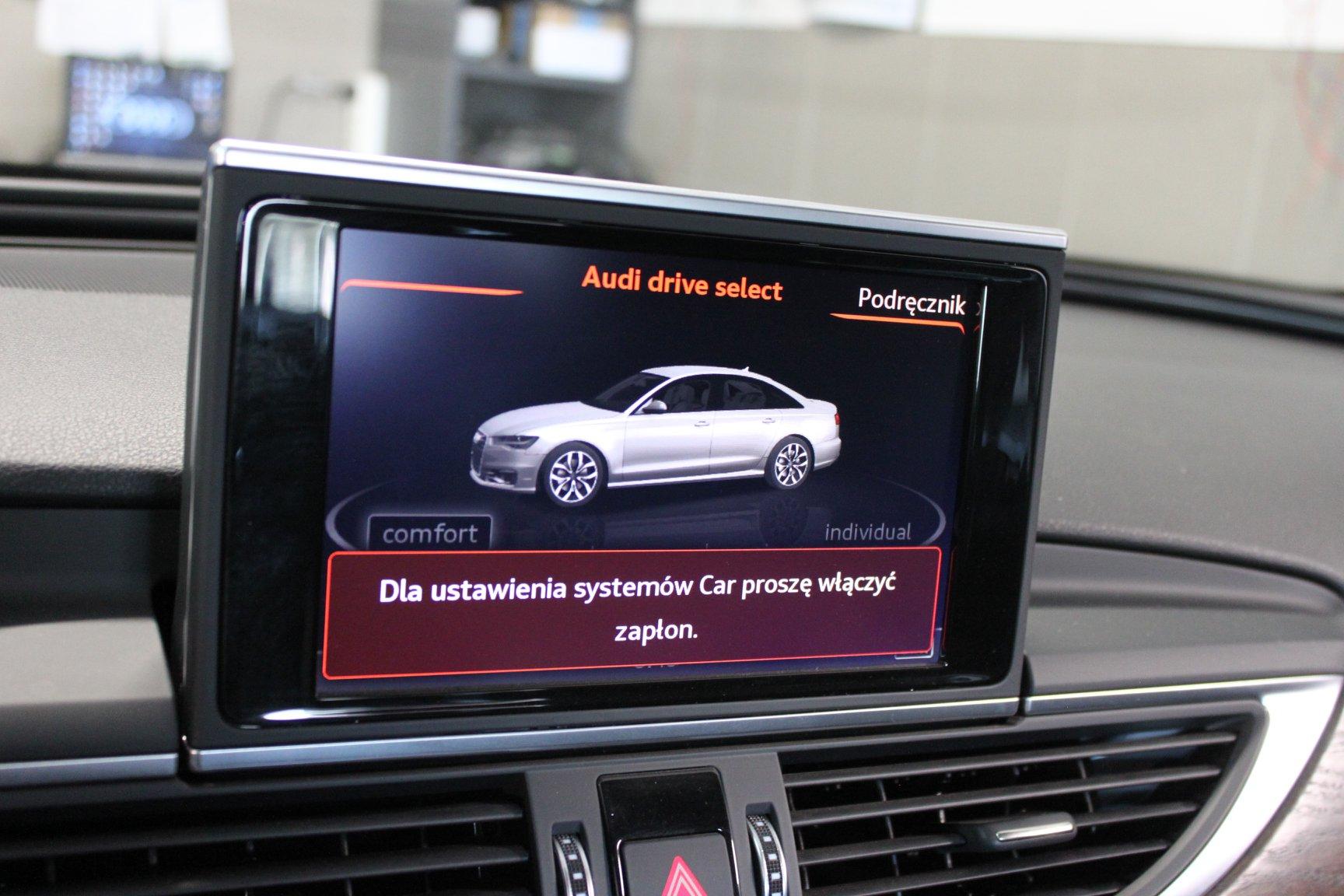 AUDI A6 C7 FL 2.0 TFSI 2017