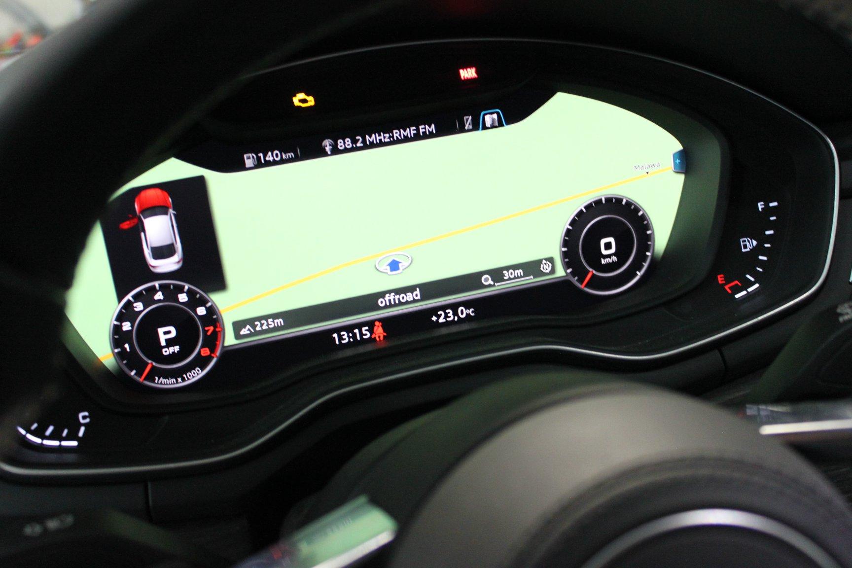 AUDI A5 F5 2.0 TFSI SPORTBACK QUATTRO 2018 USA